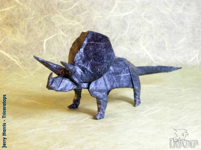 Jerry Harris - Triceratops